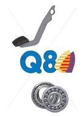 Q8 Oils Logo