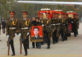China  Trauer um die Opfer desTerroranschlags von Jordanien
