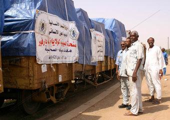 Khartum: Chinesische Hilfe fuer Darfur