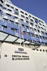 FRANCE - PARIS - NEW GENERAL DIRECTION OF FEDERAL POLICE