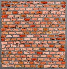 Ziegelmauer 2