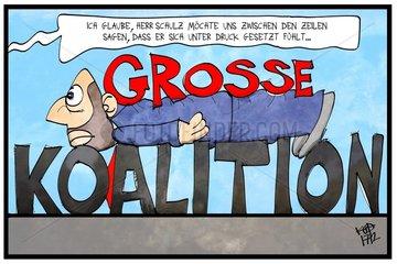 Groko-Druck