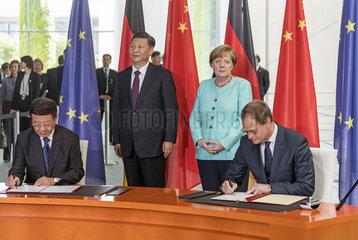 Zhang Jianlong + Mueller