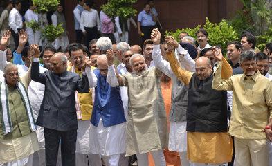 INDIA-NEW DELHI-RAM NATH KOVIND