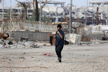IRAQ-MOSUL-DAILY LIFE