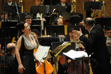 Sankt Petersburg  Russland  Konzert im Mariinski-Theater