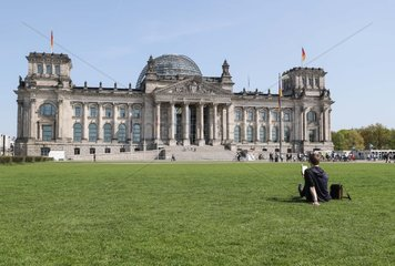 GERMANY-BERLIN-WORLD BOOK DAY