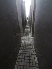 Berlin  Holocaust Gedenkstaette  Deutschland  Berlin