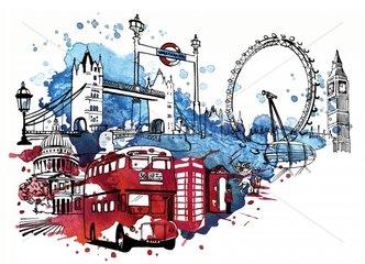 Serie Staedte London