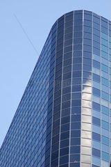 Wolkenkratzer- Buerogebaeude  Hochhaus