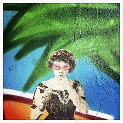 Street Art - Myth Kreuzberg SO36