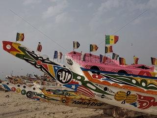 inshore fishing in Gambia