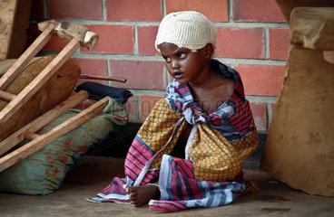 RWANDA VICTIMS