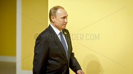 Wladimir Putin  Praesident der Russischen Foederation