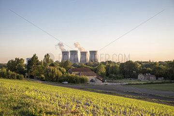 Kernkraftwerk Bugey - Centrale Nucléaire EDF du Bugey