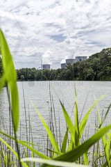 Kernkraftwerk Cruas - centrale nucléaire de Cruas-Meysse