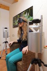 Flensburg  Deutschland  holografische Frequenztherapie