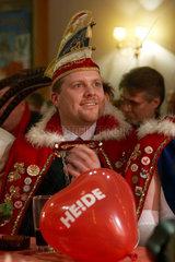 Karneval und Wahlkampf