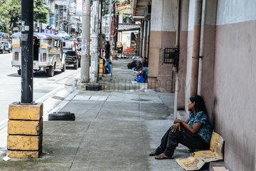 Armenspeisung im Kalinga Center