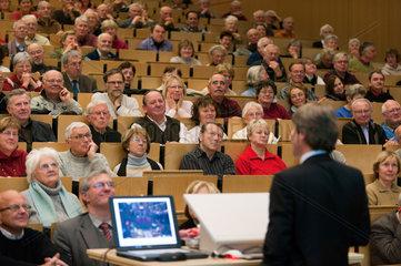 Chemnitz  Deutschland  Seniorenkolleg an der TU Chemnitz