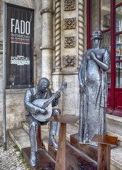 Fado Denkmal