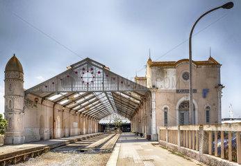 Alter Bahnhof Barreiro