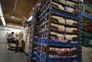 CANADA-VANCOUVER-QUEST FOOD EXCHANGE