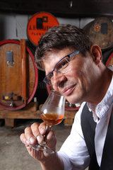 Flesnburg  Deutschland  Johannsen-Rum in der Marienstrasse