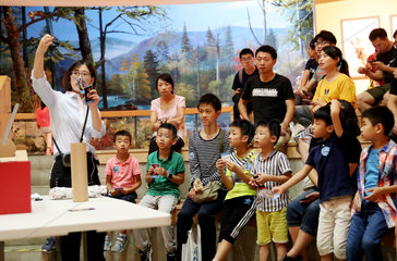 CHINA-SCIENCE POPULARIZATION-ACTIVITY (CN)