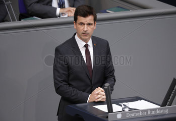 Bundestag Debatte vom 14. September 2018