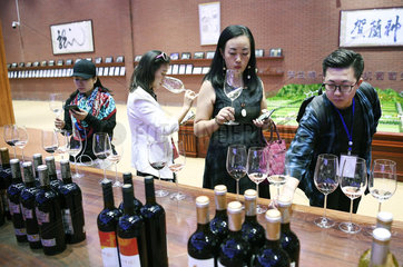 CHINA-NINGXIA-WINE INDUSTRY (CN)