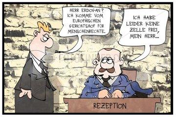 Pressefreiheit in der Tuerkei