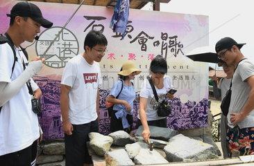 CHINA-FUJIAN PROVINCE-TAIWAN-ART ZONE (CN)