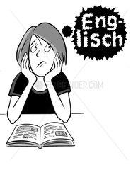 Angst vor Englisch