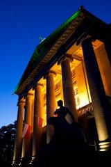 Posen  Polen  das Teatr Wielki