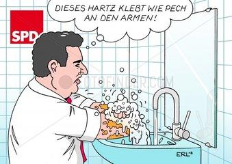 SPD Hartz IV