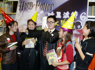 China: Sechster Band: Harry Potter and the Hall-Blood Prince