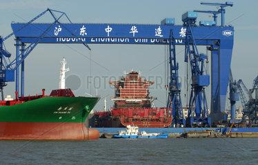 Shanghai-Schiffbau