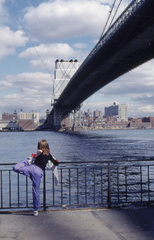 New York - Williamsburg Bridge