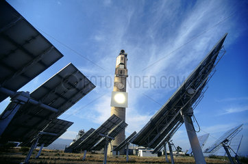 Solarenergie in Spanien