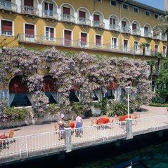 Italien / Gardasee / Riva del Garda