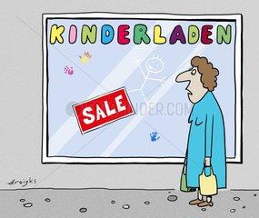 Kinderladen Sale