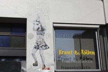 Frauenkollektiv in Kreuzberg