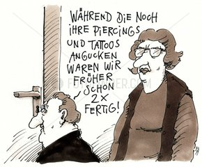 Frueher
