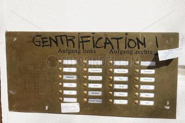 Gentrification in Berlin
