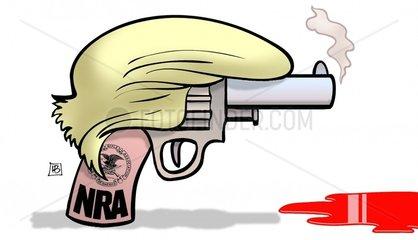 Trump und NRA