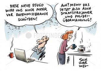 DSGVO : Europas Datenschuetzer fuehlen sich nicht ausreichend vorbereitet