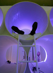 Internationale Funkausstellung Berlin (IFA)  SONY Walkman-Bereich