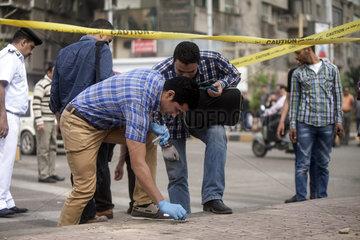 EGYPT-CAIRO-BOMB ATTACK
