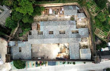 CHINA-GUANGXI-HAKKA DWELLING-SQUARE ENCLOSED HOUSE (CN)